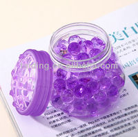 Hydro gel beads for air freshener/ crystal ball