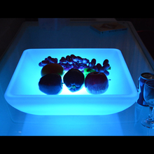 LED fruit plate for sell led easter fruit plate