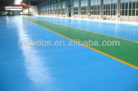 Maydos Anti Static Self Leveling Epoxy Resin Mortar Concrete warehouse Floor Coating(China Floor Paint)