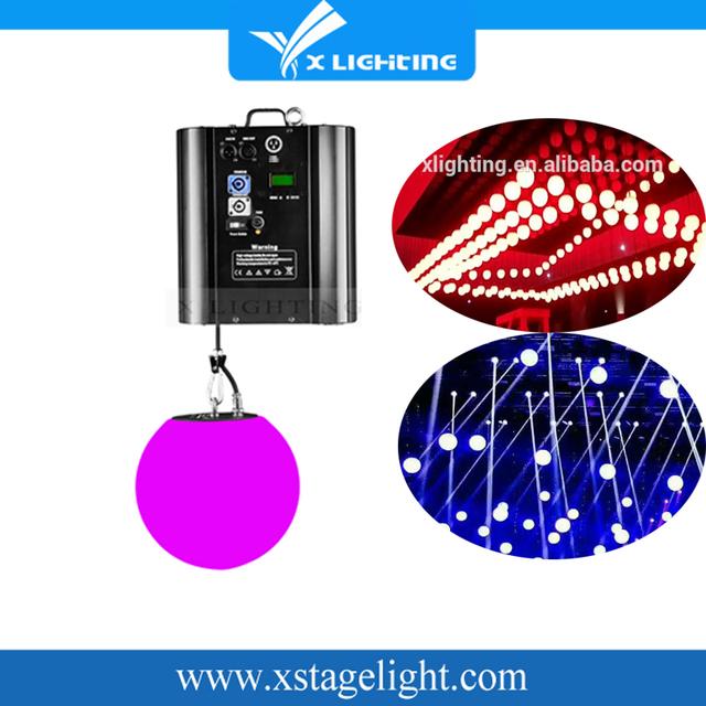 bar/ktv/club/party/event decorative mood led kinetic light DMX control led filting bal lighting