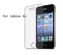 9H 0.33mm 2.5D Tempered Glass Screen Protector for iphone 4s Mobile Phone Screen Accessory