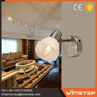 Decorative headboard reading wall lamp for bedroom