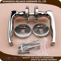 Supply all kinds of front door handle,gold plated door handle,zinc alloy design door handle lock