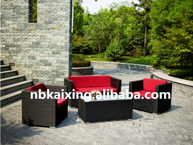 Garden rattan wicker furniture outdoor rattan egg chair