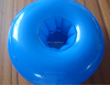 round inflatable ice cooler can holder