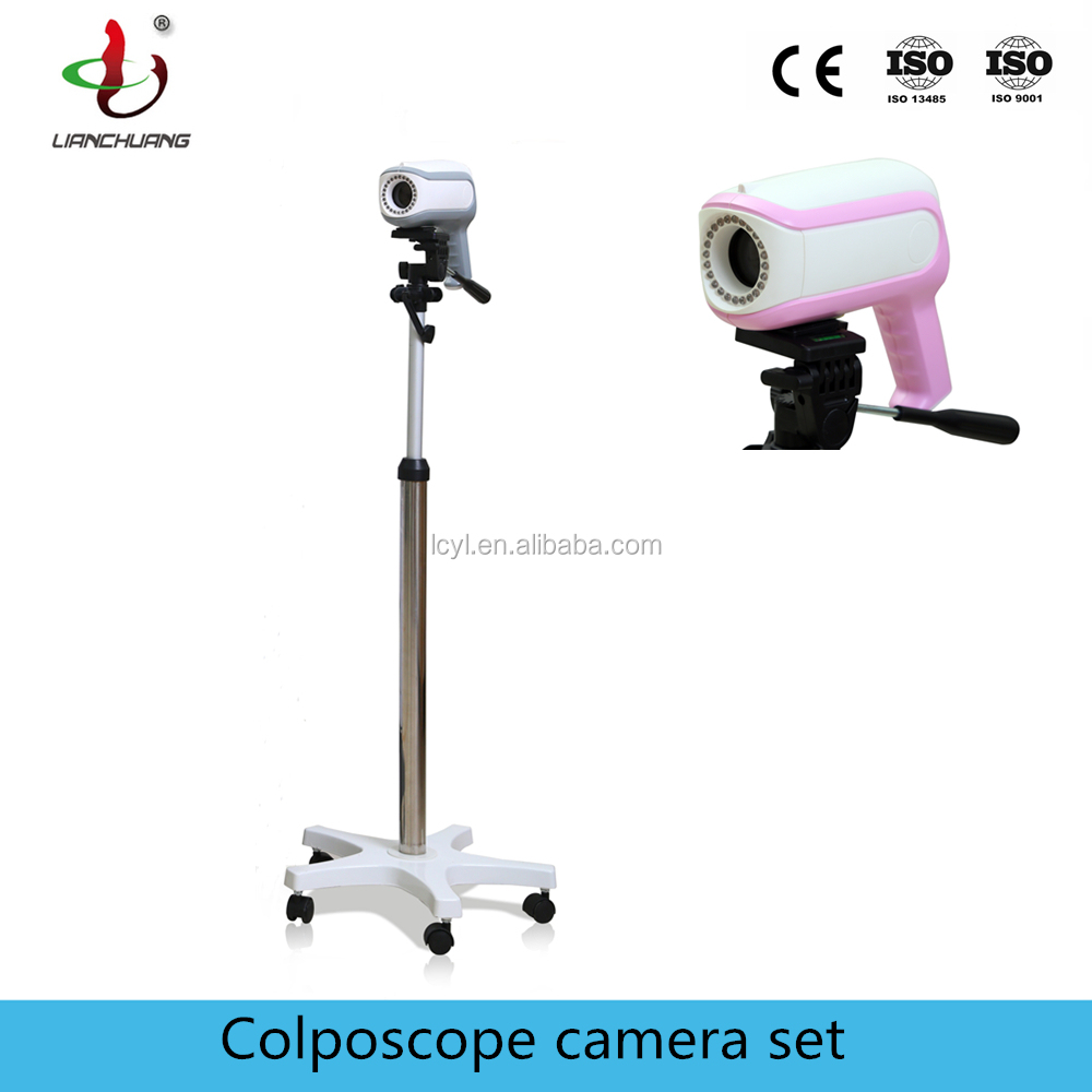 Colposcope digital video imaging system with software