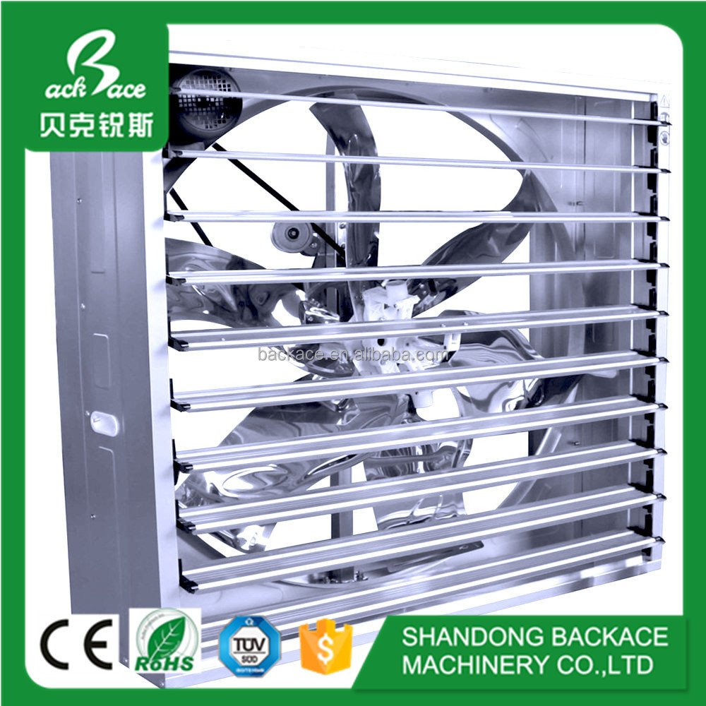Backace 304 stainless steel push pull exhaust fan used in Wind tunnel and become a hovercraft inflatable and propulsion