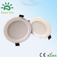 shenzhen factory direct smd5730 100-240v 2.5inch interior lighting white 3w led lights drop ceiling recessed