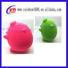 Custom made promotional gift Ceramic small piggy bank