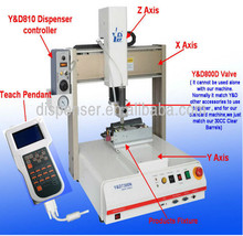 Automatic glue applicator ,auto dispensing machine