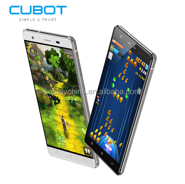 Original CUBOT X16S 5.0 Inch HD Screen Smartphone MTK6735A Quad Core Android 6.0 Cell Phone 3GB RAM+16GB ROM Mobile Phone