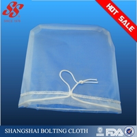 Shangshai factory Strong Reusable Easy Cleaning Nut Milk Bag