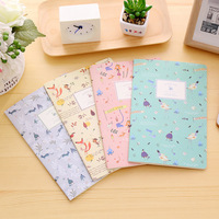 Myway japanese stationery A5 notebook 30 sheets notepad soft copybook story diary school supplies