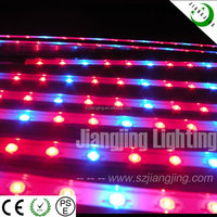 High Efficiency hydroponic led lamp jj-wp-gl9w-l9 dragon fruit led 660nm led grow light ufo