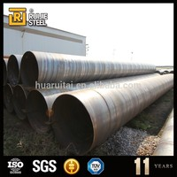 api 5l x52 pipes thickness standard , 16 inch ssaw welding steel pipe , steel spiral corrugated pipe