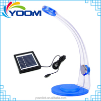 brightness adjustable usb bedside lamp with touch function YMC-L04