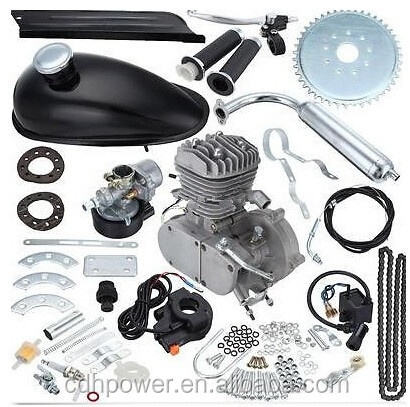 Moped 48cc/ Gasoline engine for the bicycle/ Engine cycle engine