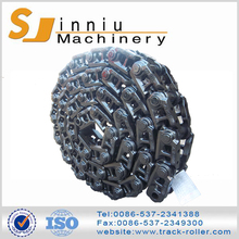 factory price yellow or black excavator undercarriage part track link