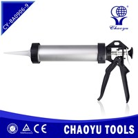 High quality Professional Painting Zinc Alloy Building Air Caulking Gun