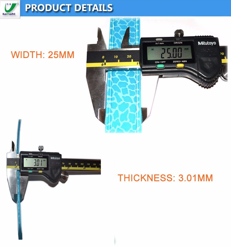 Wholesale Waterproof TPU Coated Printed Rolls Nylon Webbing Pet Leashes for Pet Dog Collar