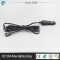 YMM 12V Extension cable Cord with Cigarette Lighter Plug
