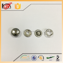 Wholesale Price custom crystal prong snap button