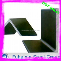 China Hor Rolled Steel Angle Standard Sizes
