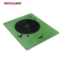 Wholesale new products 2000W Green intelligent 5000 watt induction cooktop 220v