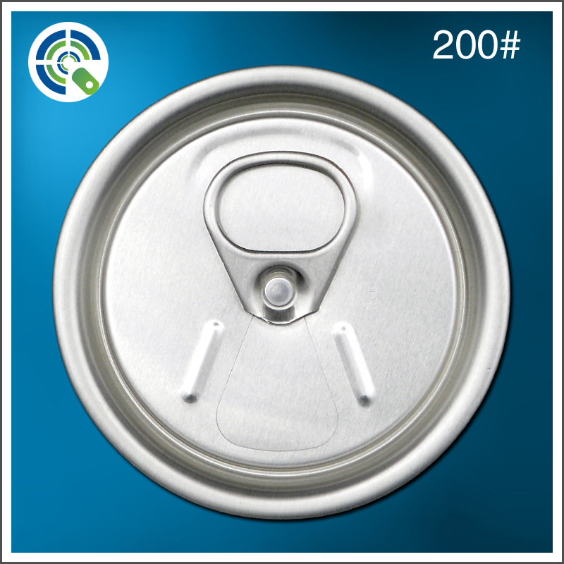 Top Quality food grade carbonated drinks can with eoe pass FDA SGS with CE&ISO