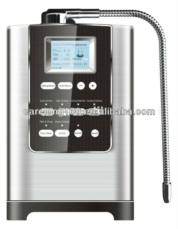 Water Alkaline Ionizer/water filter/water machine