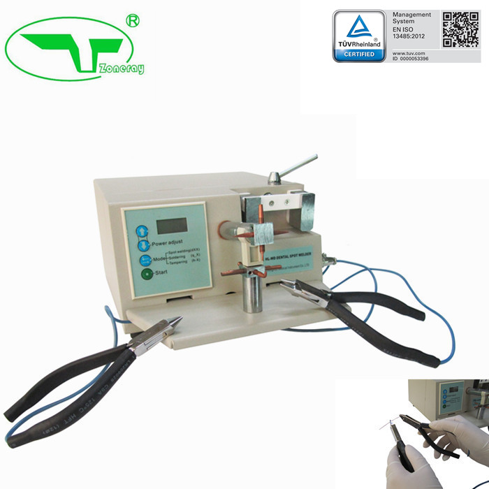 Big Power Dental Spot Welder Machine For Dental Technician CE