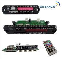 USB /SD mp3 decoder with fm radio for car audio