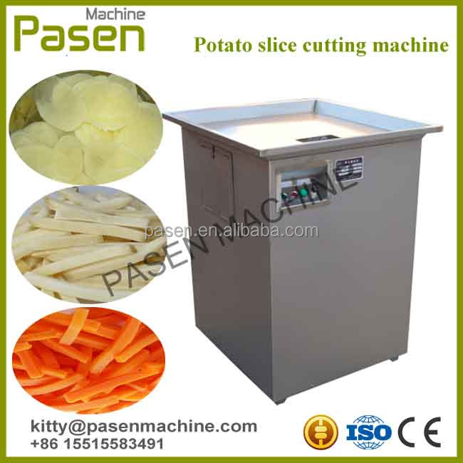 Potato chips cutter machine | Electric potato cutter | Potato chipper french fry cutter