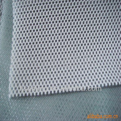 High Quality Polyester with Cotton mesh Fabric for any colors