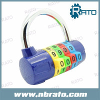 password hardened combination lock for suitcases