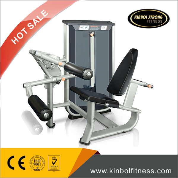 New Style design for Europe best quality Gym Equipment/Leg Extension Machine/Seated Leg Curl Machine