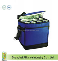 600D Polyester durable Shoulder Strap ice bag Lunch Cooler Bag