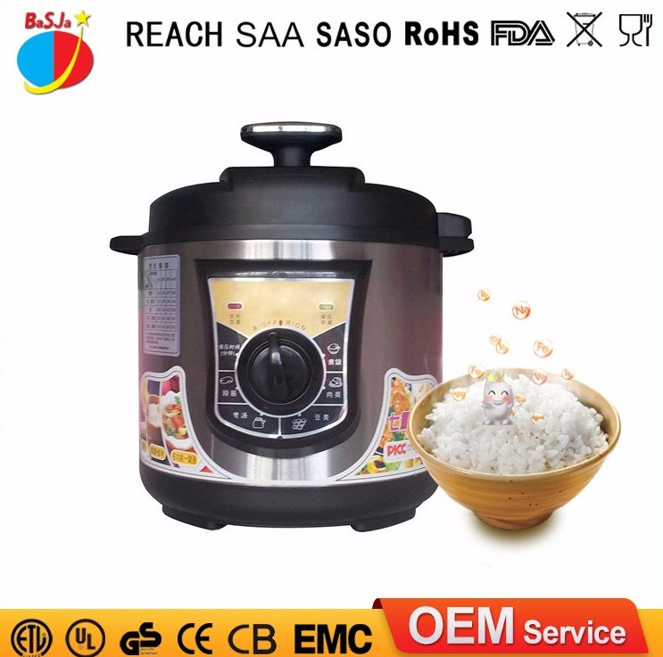 Small kitchen appliances wholesale smart electrical pressure cooker