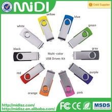 Customize logo usb flash drives bulk cheap for promotion gift