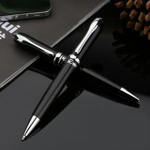 guangzhou pens supplier metal writing ballpen with logo custom