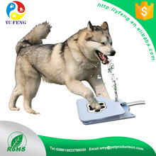 Easily attaches to hose or faucet outdoor dog water bowl fountain hose cat water feeder