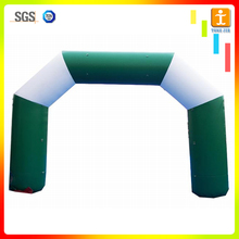 Coated PVC Advertising 8m arch inflatable