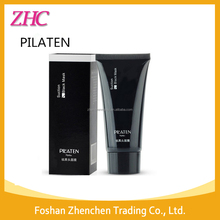 Most Efficient Pilaten Deep Cleansing Purifying Peel Acne Treatment Black Mud Face Mask Blackhead Remover Mask 60 g