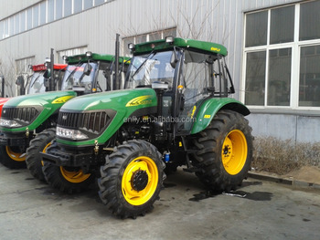 farm tractor 80hp 4WD, agricultural tractor, farm machine