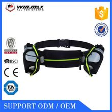 2017 WINMAX Hot Sales hydration running belt waist pack with 2 Free Water Bottles