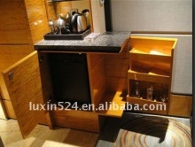 alibaba express Hotel Wooden Mini bar