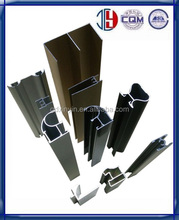 Black and White anodized aluminum extrusion profile for section producting line