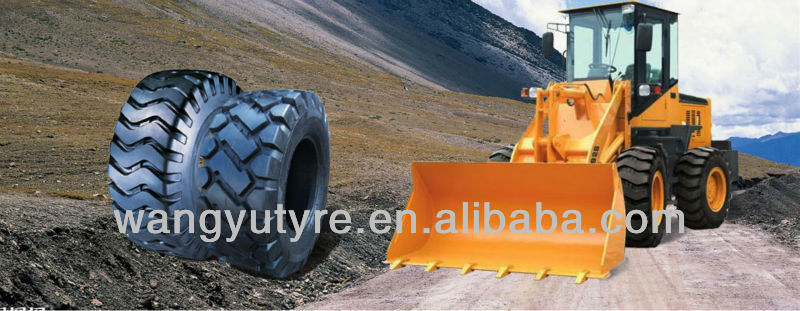 OTR tire 29.5-25 23.5-25 16/70-20 20.5/70-16 for heavy dump truck, scrapers, loaders, XHA
