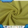 Various color of polyester tricot Mesh Fabric For Sports Shoes