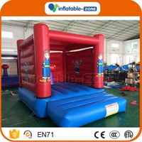 Good price inflatable combo jumping bouncy castle for kids inflatable castle for jumper